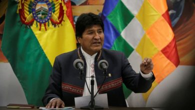 Photo of Evo Morales se contagió de coronavirus
