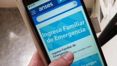 Photo of Modifican algunas condiciones para acceder al Ingreso Familiar de Emergencia