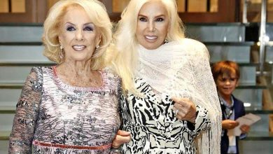 Photo of Susana Giménez habló de la tristeza de Mirtha Legrand en cuarentena