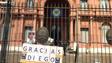 Photo of Confirmado: el velatorio de Diego Maradona será en la Casa Rosada