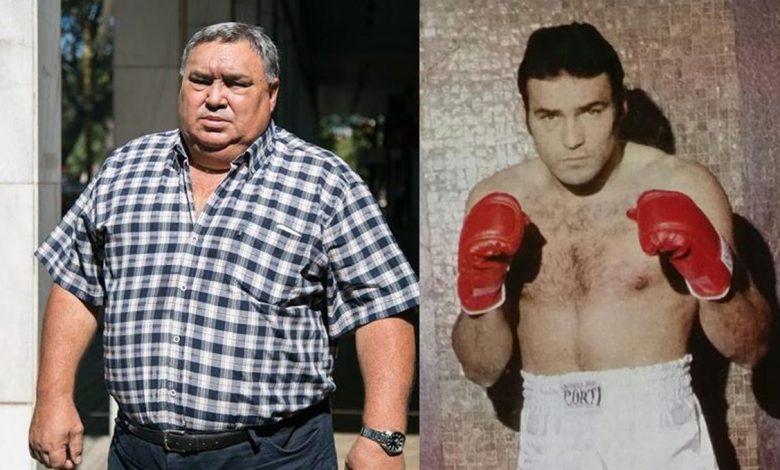El boxeo argentino llora la muerte de Martillo Roldán