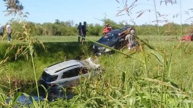 Photo of Fatal accidente en la Ruta Nacional 12